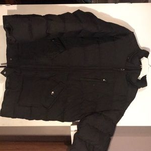 Mens large Calvin Klein blacker jacket